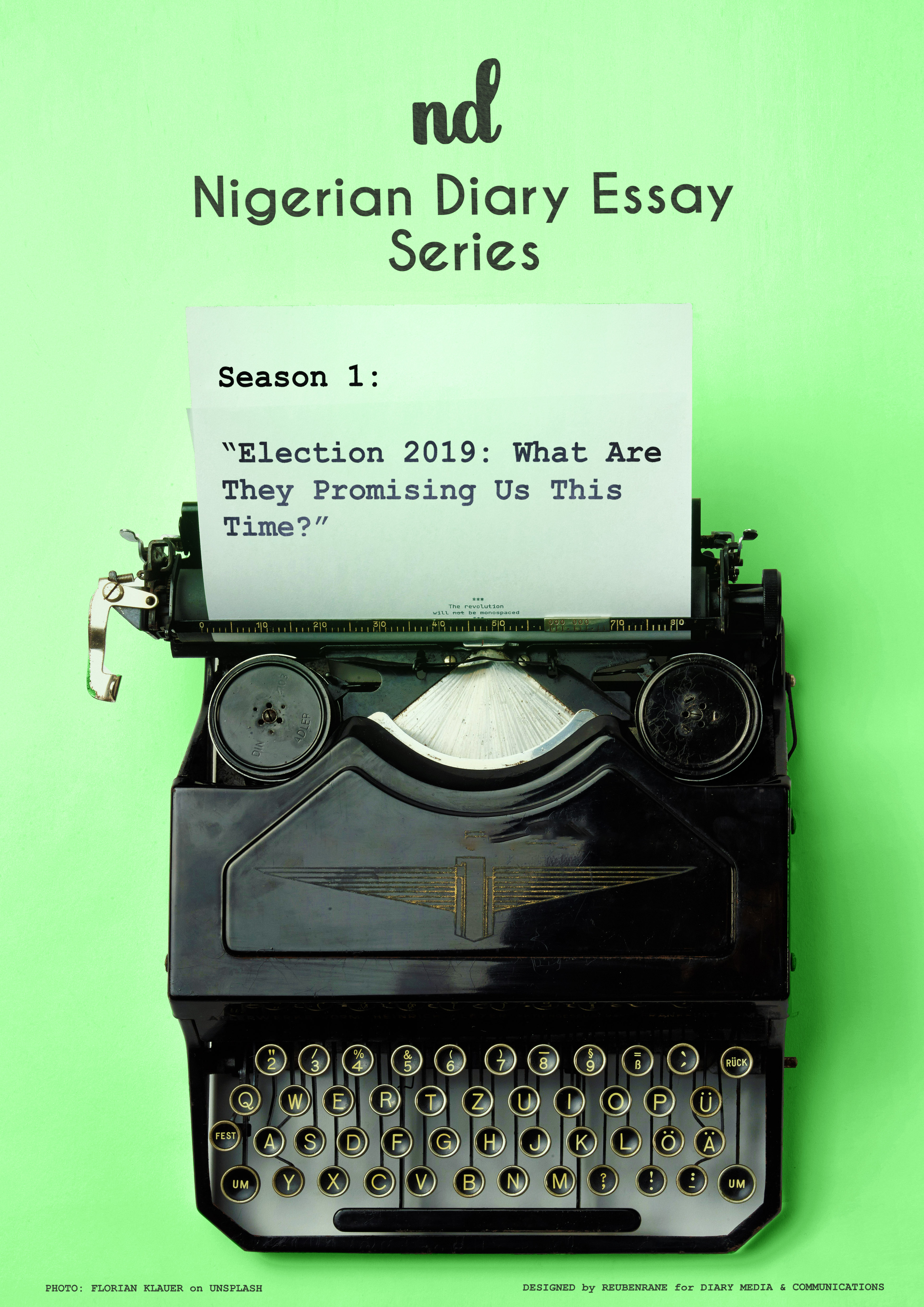 Persuasive Essay Examples High School Unveiling Nigerian Diary Essay Series Essay On Healthy Eating Habits also Personal Essay Thesis Statement Unveiling Nigerian Diary Essay Series  Nigerian Diary Thesis Example For Compare And Contrast Essay